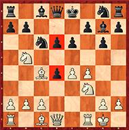 Sicilian Defence Part 1- Diagram #8