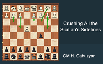 2. Crushing All the Sicilian's Sidelines