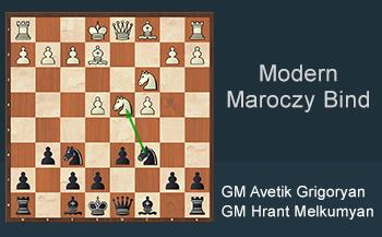 5. Modern Maroczy Bind
