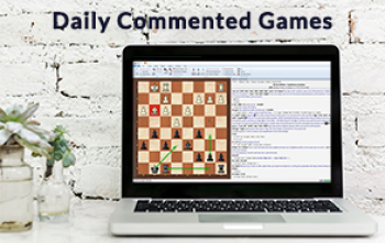 Daily Commented Games