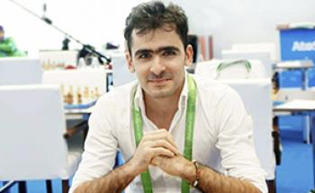 Simul Game with GM Grigoryan